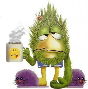 Ohhhh, it's Monday!