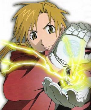 Thread: Full Metal Alchemist - Alphonse Elric