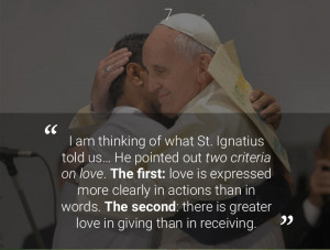 Pope Francis Quotes to Live By