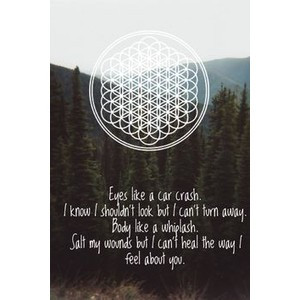 Bring Me the Horizon Sleepwalking Song lyrics/quotes