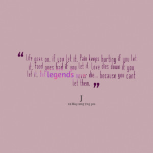 Quotes About: Legends