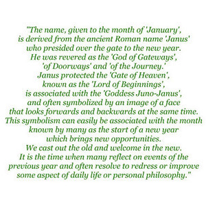 January 2012 Month Jan New Year Poem Saying Quote Text Filler Backgrou ...