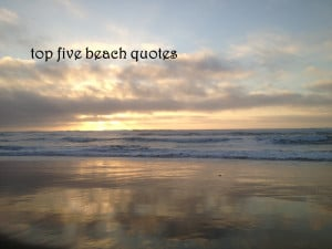 Beach Quotes And Sayings Beach sunset wallpaper