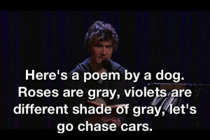 Bo Burnham says,
