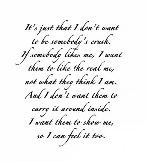 Want To Feel You Inside Me Quotes