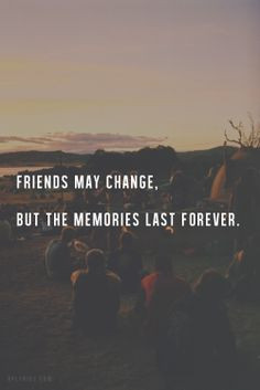 Inspirational Quotes about Friendship #friends #change More