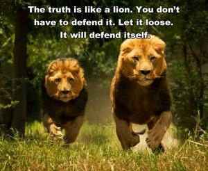 Lion…