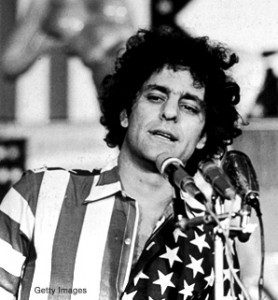 Abbie Hoffman (November 30, 1936 – April 12, 1989)