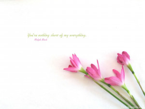 My Everything Quote High Resolution Wallpaper, Free download My ...