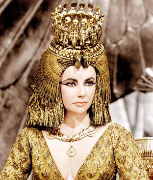 Cleopatra Elizabeth Taylor 1963 Everett