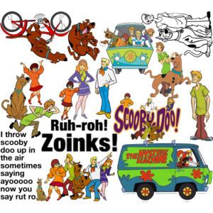 Scooby Dooby Doo (Challenge)