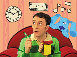 The 8 Best Quotes from Blue's Clues Host Steve's Storytelling ...
