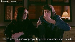 hopeless,lily collins,movie,stuck in love,romantics
