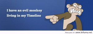 monkey quotes . funny monkey image and wallpaper . funny monkey ...