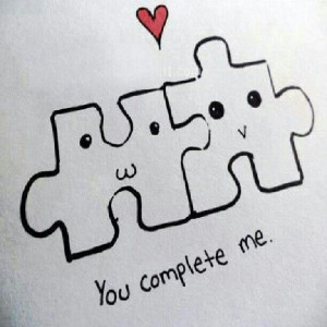 you complete me #quotes #love Complete Me3, You Complete Me ...
