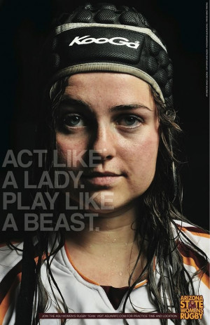 Womens Rugby Quotes Arizona state women's rugby