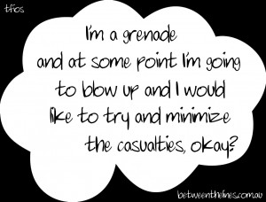 The Fault In Our Stars Quotes Grenade Ch 6 grenade; ch 6 grenade