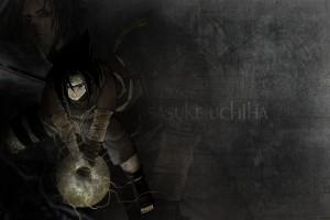 Sasuke Uchiha Wallpaper 3 by alekSparx