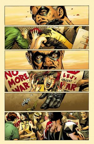 GeekGround >>Before Watchmen: Comedian (2012)