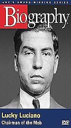 Biography: Lucky Luciano - Chairman of the Mob (1997)