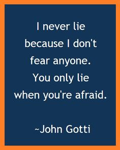 John Gotti Quotes And Sayings