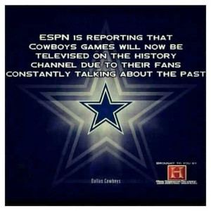 Funny Cowboys Fan Quotes Quotesgram