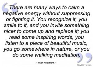 Negative Energy quote #2