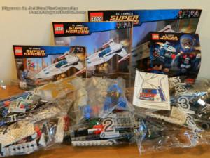 LEGO Invasion Darkseid 76028
