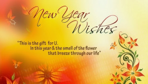 Happy New Year 2015 Quotes | Happy New Year Greetings
