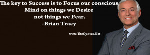 Tags: Brian Tracy Quotes Success