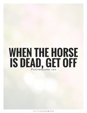 Horse Quotes Give Up Quotes