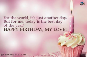 Happy Birthday Quotes And Wishes For Husband