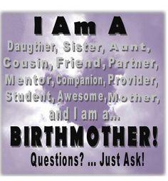 Birthmother birthmom stuff, adopt, birthmoth, birth mom