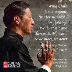 WING CHUN More