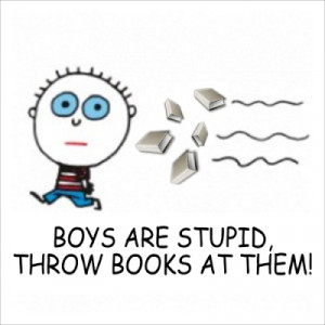 Funny quotes about boys being stupid wallpapers