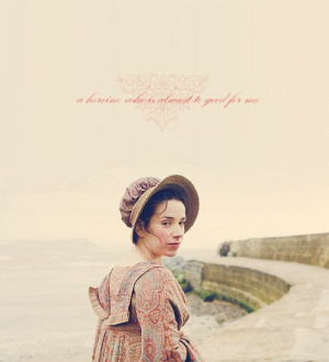 ... Sally Hawkins, Anne Elliot - Persuasion directed by Adrian Shergold