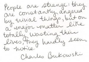 charles bukowski on love pdf