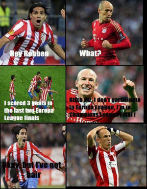 Hey Robben – What?