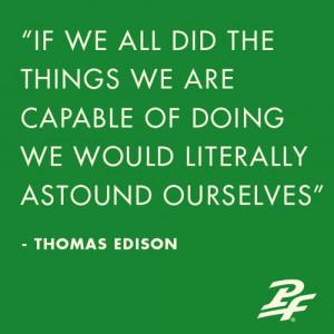 Famous, wise, quotes, sayings, thomas edison