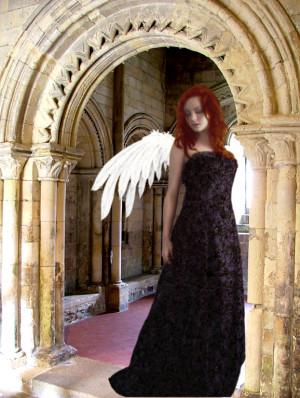 Redhead Angel by Artus-Penkawr