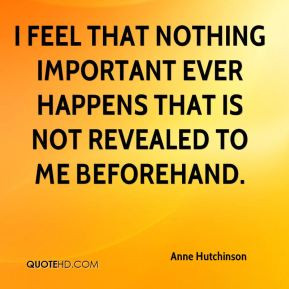Not Feeling Important Quotes