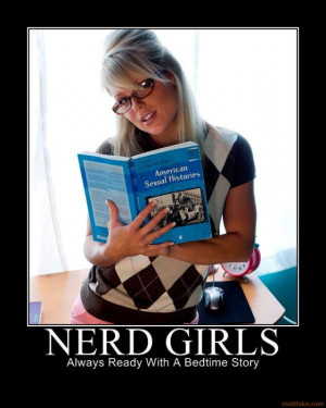 nerd-girls-life-time-librarian-school-girl-glasses-sexy-demotivational ...