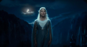 "Mithrandir, why the Halfling?"" quote by Galadriel played by Cate ..."