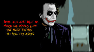 quote:The Wise Joker