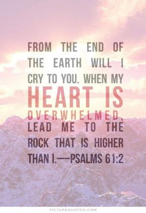 When Heart Overwhelmed Lead