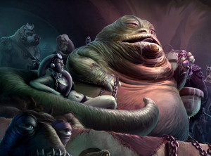 Jabba the Hutt (Star Wars)