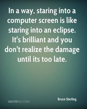 Computer screen Quotes - Page 1 | QuoteHD