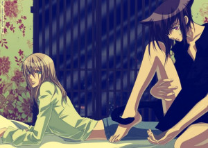 Loveless anime quotes | Tags: Anime, Loveless, Aoyagi Ritsuka ...