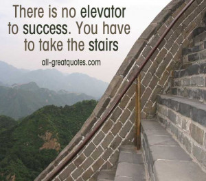 ... stairs - Join Me On Facebook - Inspirational Picture Quotes About Life