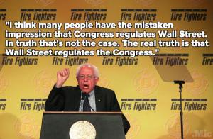 quotes politics liberal progressive BERNIE SANDERS 2016